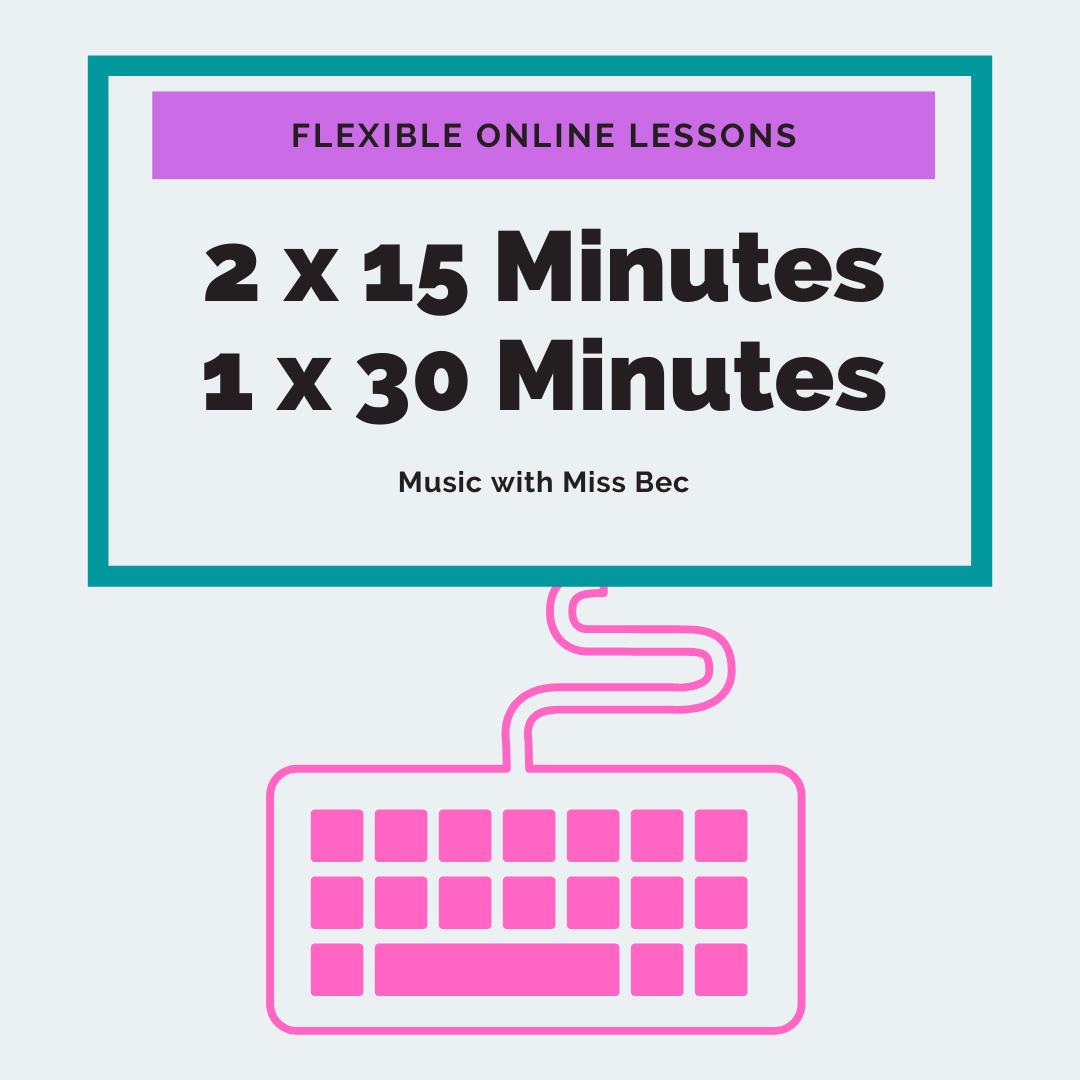 Flexible Lesson Options