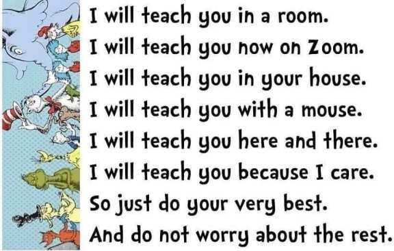 I will teach you